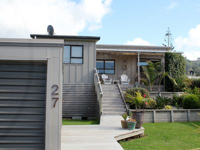 Photo for Family Bach Close to Beach and Surf Club