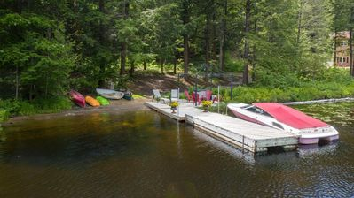 Photo for Winsome Silver Lake Perfect for family groups!