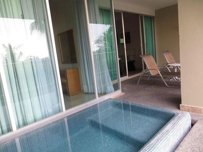 Photo for 2 bed, 2 bath, Grand Mayan Suite