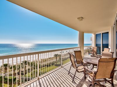 Photo for BEACHFRONT RESIDENCE! OPEN 10/13-20! SLEEPS UP TO 8!