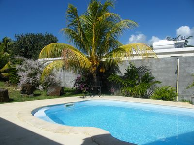Photo for A Fabulous chambre d'hôte en-suite air con, WiFi, private pool close to beach