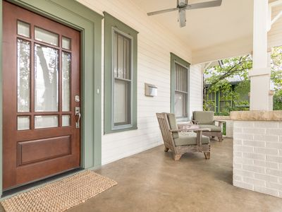 Photo for Historical Clarksville home in the perfect Austin location.