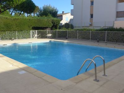 Photo for Apartment 1.2 km from the center of Cagnes-sur-Mer with Lift, Parking, Internet, Washing machine (109101)