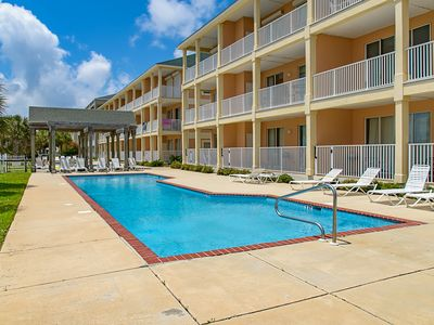 "Photo for ""Coastal Haven"" - Fabulous Beach-front Condo,Sleeps 8,Lock-out side, 2 pools!"