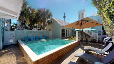 ISLAND TIME - 5 Bed/3 Bath OldTown Complex - MONTHLY - Private pool -  Historic Seaport
