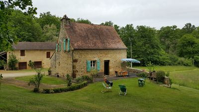 Photo for Bernicotte, cottage in Cazals in the Lot 4 km from the Dordogne