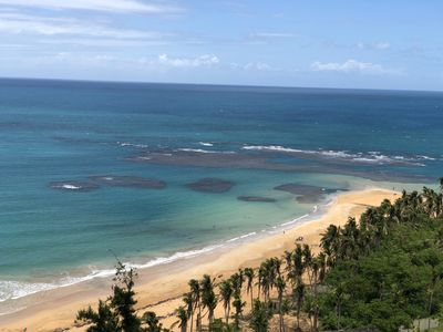 Photo for Amazing 21st Floor Beachfront Apartment. Playa Azul ll, Luquillo- Pool Completed
