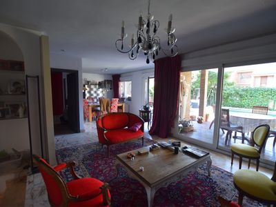 Photo for 3 mn to Pozuelo Train Station beautiful property. Direct to airport and center