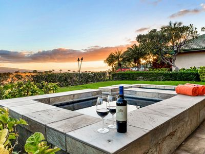 Photo for Mondavi Family Home, Wai'ula'ula 345, w/Private Pool & Spa at Mauna Kea Resort