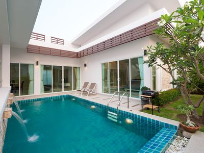 Photo for Spacious Private Pool Villa (P20)