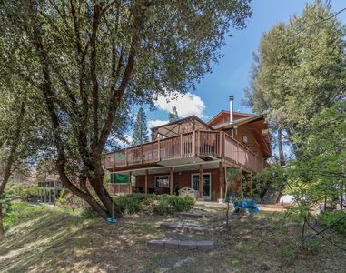 Photo for Large Lakefront home with lots of forest land and a private boat dock!