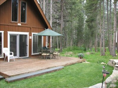 Photo for Huntington Lake, Sierra Summit Get-a-Way ! Heated flooring