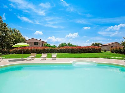 Photo for 2 bedroom Apartment, sleeps 6 in Brancorsi with Pool