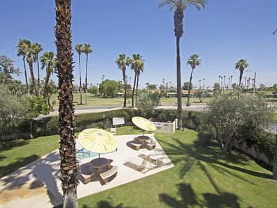 Photo for Fabulous location in South Palm Springs behind the gates of Esprit.