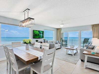 Penthouse with Private Hot Tub and Amazing Ocean Front views