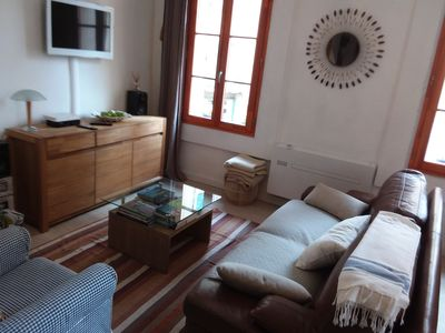 Photo for Charming rental in Cotignac any comfort new 70m2 in village house