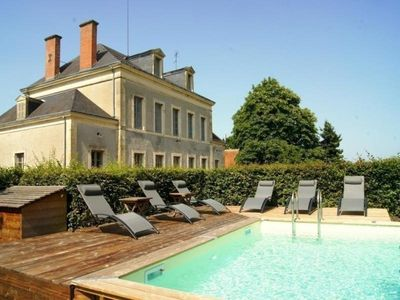 Photo for Gite Cérilly, 4 bedrooms, 8 persons