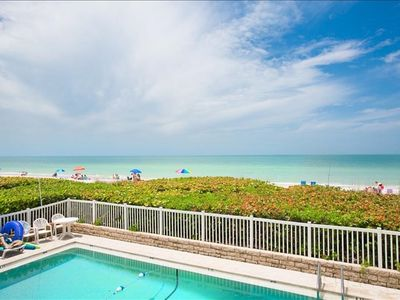 Photo for Completely renovated beachfront condo.