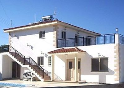 Photo for Detached Villa with Private Pool and Outstanding Views Across Cyprus