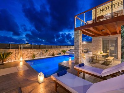 Photo for Vacation home Lahania Luxury Villa in Lachania - 6 persons, 3 bedrooms
