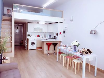 Photo for 1BR Apartment Vacation Rental in Busan