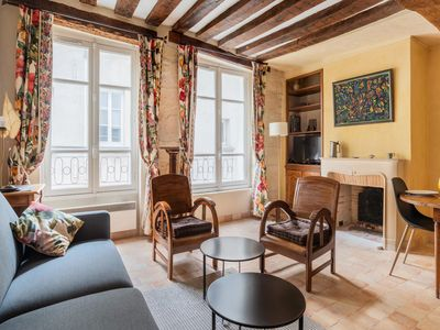 Photo for Lovely Studio by La Sorbonne & Pantheon in the Heart of the Latin Quarter