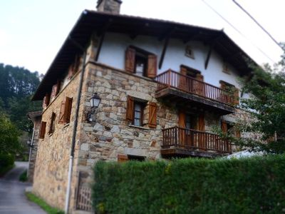 Photo for Self catering Caserío Angoitia for 9 people