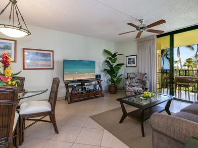 Photo for NICELY REMODELED-2 BEDROOM-OCEAN VIEWS-2 LANAI'S-ALL NEW FURNITURE