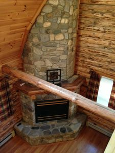 Photo for Rockport Log Cabin-A Peaceful Getaway in the Heart of Midcoast Maine