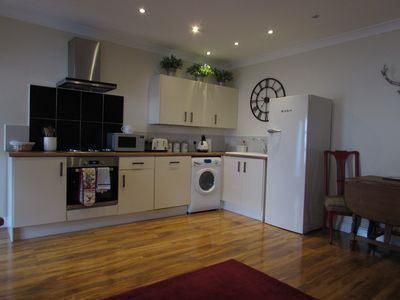 Photo for Classy 1 bedroom ground luxury floor apartment in Darlington
