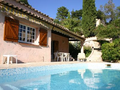 Photo for Provencal villa of character with Pool