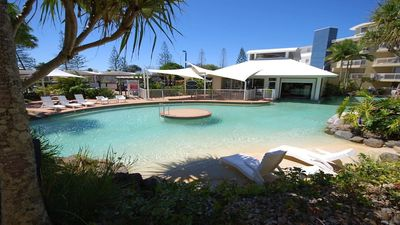 Photo for Alex Beach Resort has all for a great sunshine coast family