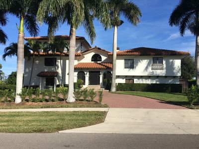 Photo for 6000 Square Foot Estate House on Marco