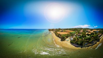 Photo for Holiday home with 2 bedrooms by the sea