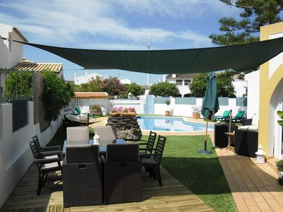 Photo for Villa with Private Pool 5-10 Minutes Walk to the Beach and Vilamoura Marina