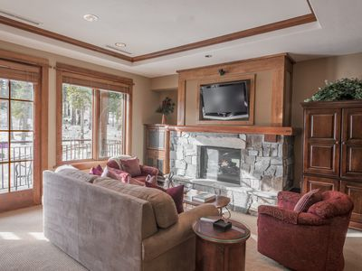 Photo for Ski-in/Ski-out Village at Northstar Residence! - 310 Iron Horse South