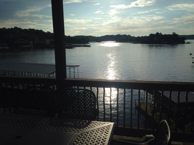 Photo for 7BR/5.5BA - Lakefront Home,  Best Views at the Lake