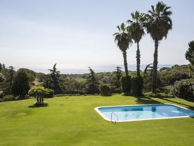 Photo for Fabulous villa in Llavaneres