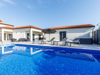 """Photo for Luxurious holiday home """"Residence Davide"""" with private pool"""