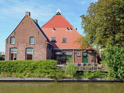 Photo for The Blikvaart, stunning views with whirlpool, infrared cabin and solarium