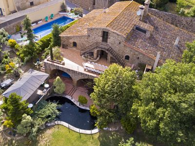 Photo for Mascaros - beautiful, large house with own pool