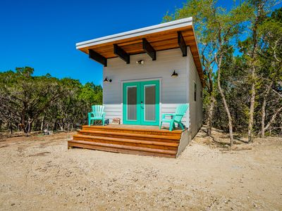 Photo for ONE-OF-A-KIND COTTAGE in the Texas Hill Country - Sleeps 6-8 max!