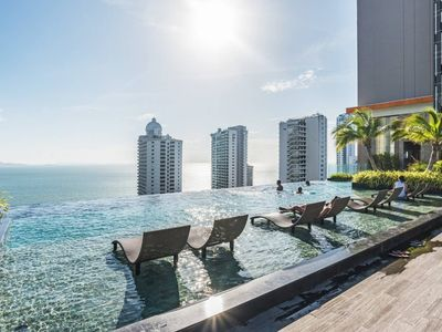 Photo for Immerse Pattaya sea view with Sky pool, Pattaya