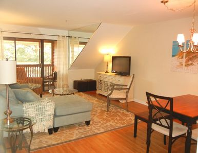 Photo for 3rd  floor - 2 bdrm, 2 bath and just a short, shaded walk to the beach