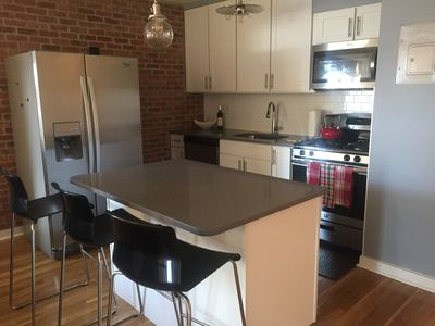 Photo for Great apartment 15 minutes away from NYC Times Square