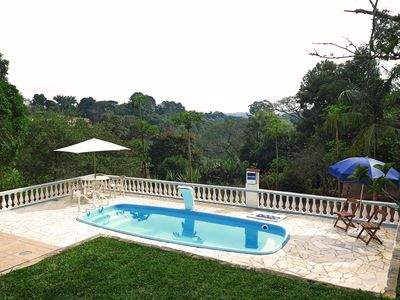 Photo for LARGE HOUSE, ALL NEW, QUIET PLACE, VERY GREEN 60 KM FROM SPAULO