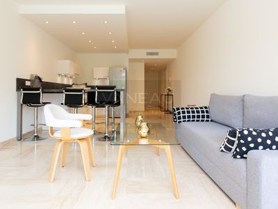 Photo for Sumptuous 2BR with double terrace and pool