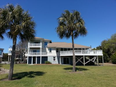 Photo for Spectacular Views Oceanfront Sullivan's Island 5bd/4ba