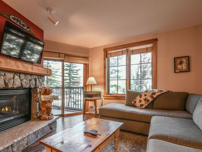 Photo for Walk to Ski Lifts! Great for Families! Heated Pool & 2 Hot Tubs