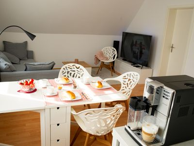 Photo for Beautiful new, modern apartment in Grömitz, 43sqm